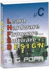 LEARN HARDWARE FIRMWARE AND SOFTWARE DESIGN 5TH EDITION - FRONT COVER
