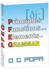 Principles Functions and Elements of Grammar